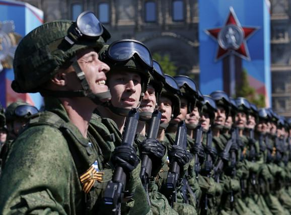 Vojna parada u Moskvvi