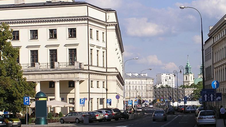 """Koalicja """"Ratujmy Śródmieście"""" nie zgadza się z wizją zagospodarowania miasta proponowaną przez ratusz."""