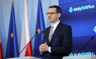Morawiecki: Jeśli raport CBA będzie niekorzystny dla Banasia - być może do niego zadzwonię