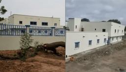 Sadi Mane's Hospital