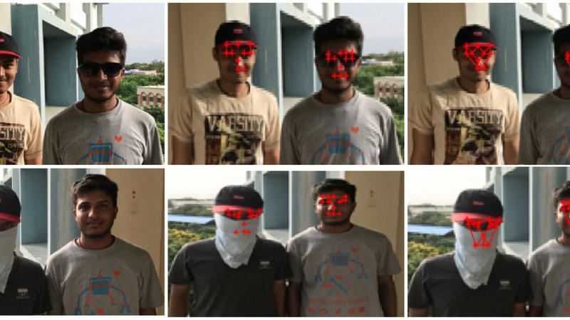 Szutczna inteligencja rozpozna nawet zasłonięte twarze podczas manifestacji
