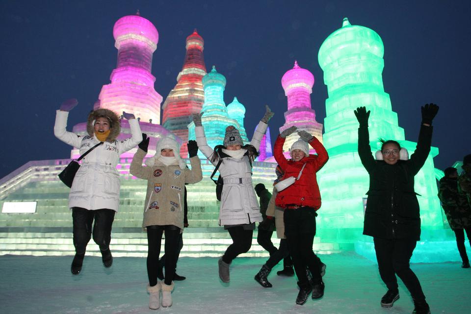 Międzynarodowy Festiwal Śniegu i Lodu 2016
