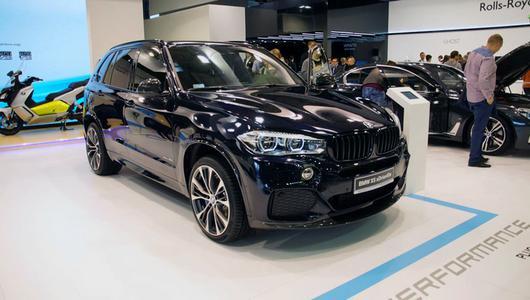 BMW na Poznań Motor Show 2017