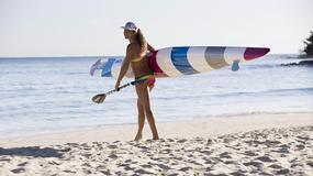 Piękna surferka - Jordan Mercer