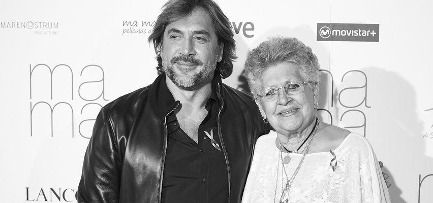 Nie żyje matka Javiera Bardema. Wzruszające pożegnanie