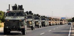 Turcja będzie kontynuować ofensywę w Syrii. Wojska USA pod ostrzałem