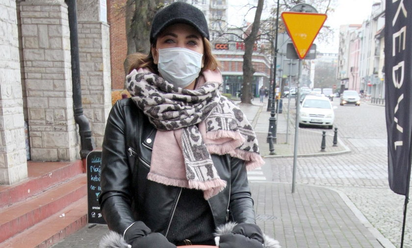 Malwina Satro z Kołobrzegu, mama dwójki dzieci