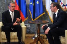 Vučič i Čepurin o Putinu i Kosovu: Rusija spremna da pomogne oko Kosova