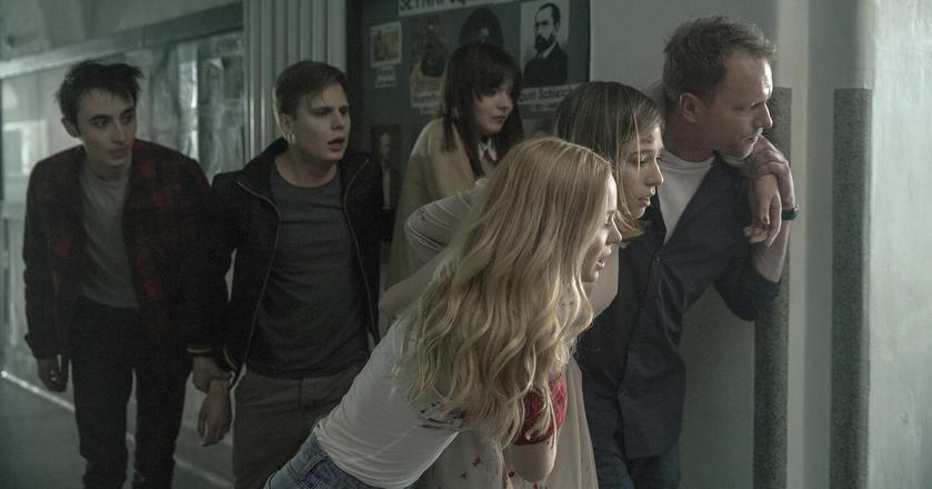 """W drugim sezonie """"Belfra"""" tragiczne wydarzenia będą miały miejsce w liceum"""