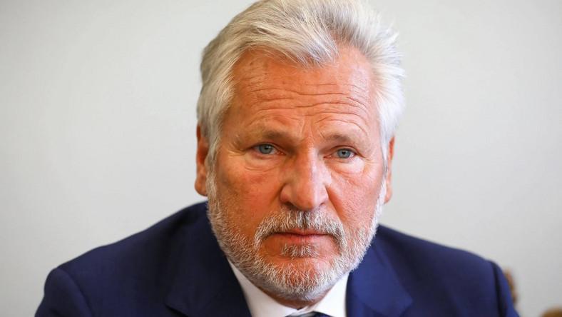Aleksander Kwaśniewski PAP/Rafał Guz