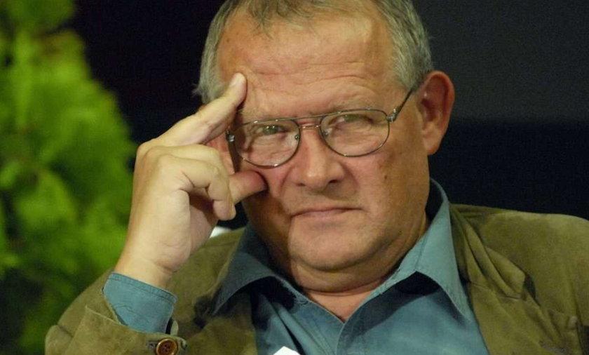 Michnik krytykuje Kaczyńskiego