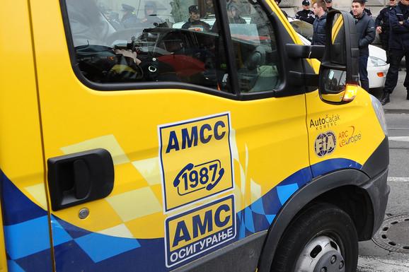 AMSS: Vožnju prilagoditi stanju i uslovima na putu