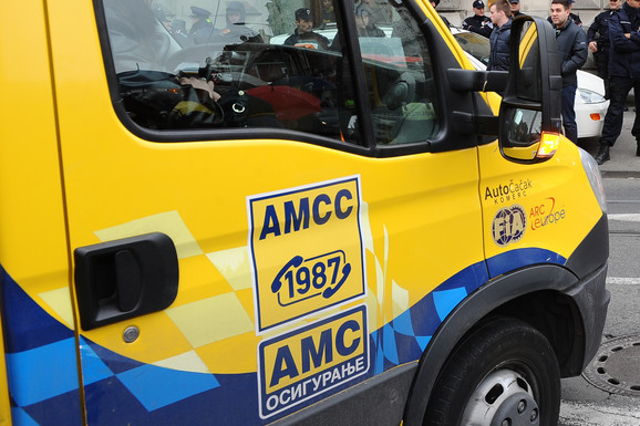 AMSS: I danas oprez zbog povremeno mokrih kolovoza i odrona