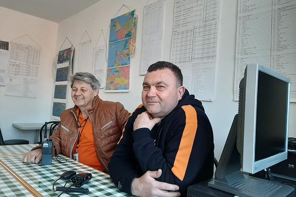 Mihajlo Bojić i Jovan Radanović