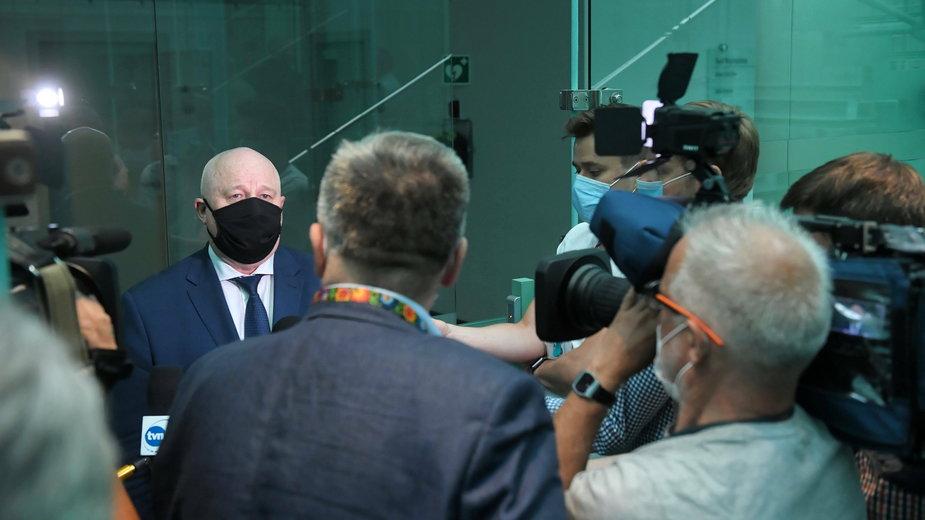 Rzecznik NSA sędzia Sylwester Marciniak