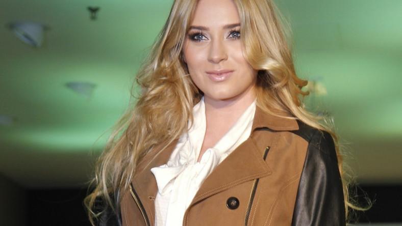 Obecnie 24-latka triumfowała w konkursie Miss Polonia 2011