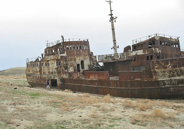 Aralsko jezero wiki
