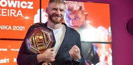 Jan Błachowicz pewny siebie przed walką z Gloverem Teixeirą: Obronię tytuł mistrza świata!