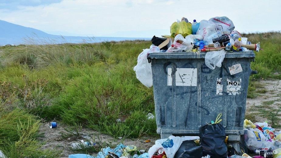 Odpady zmieszane nie mogą zostać poddane recyklingowi - RitaE/pixabay.com