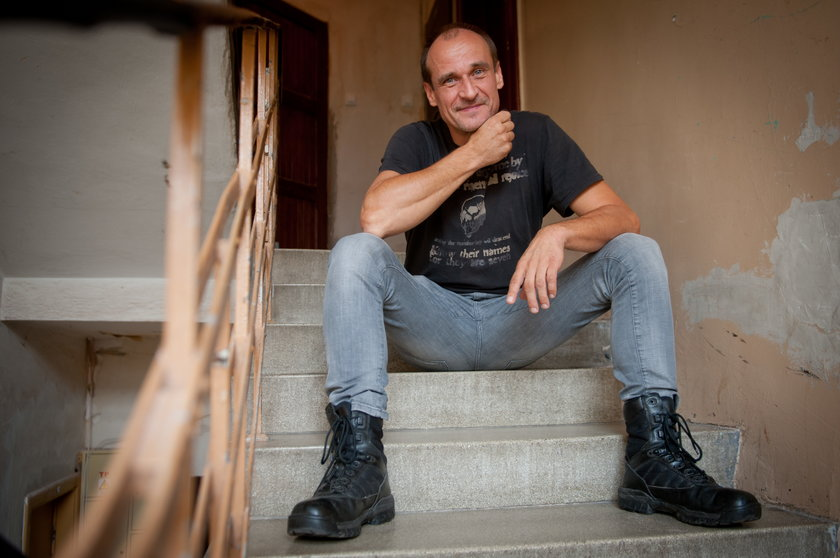 PawełKukiz, rockman i lider ruchu KUKIZ 15'