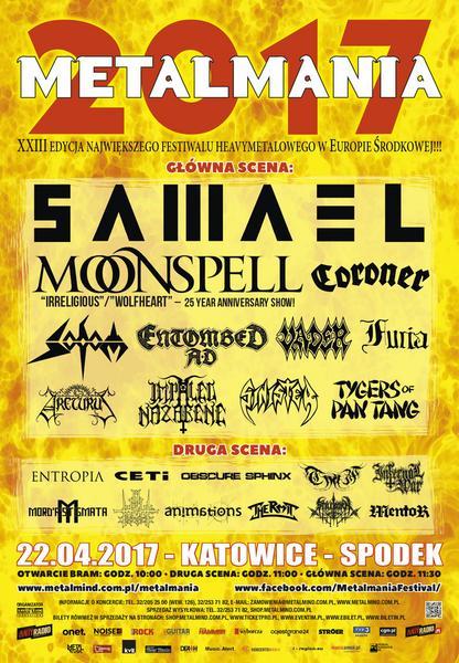 Metalmania 2017