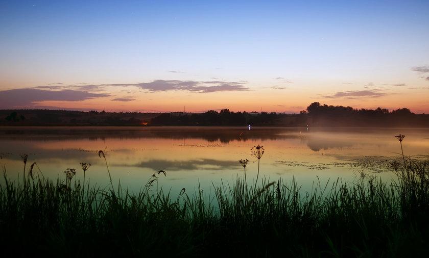19-latek utonął w jeziorze