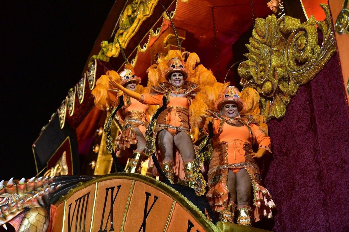 Sva lica karnevala