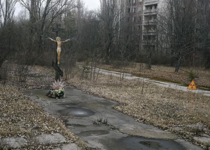 The Wider Image: Chernobyl: Inside the exclusion zone and the ghost town of Pripyat