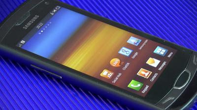 Tams Retro-Show: Samsung Wave II mit Bada