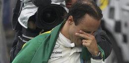 Wypadek legendy F1. Kibice go pożegnali