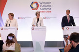 Angela Merkel Terza Mej Mateus Moravjecki konferencija EPA  ANDY RAIN
