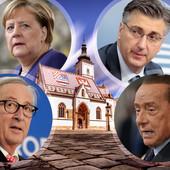 500 POLICAJACA NA NOGAMA Počinje kongres EPP u Zagrebu, stižu Merkel, Kurc, Junker, Berluskoni...