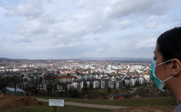 kvalitet vazduha zagadjenje smog Banjaluka