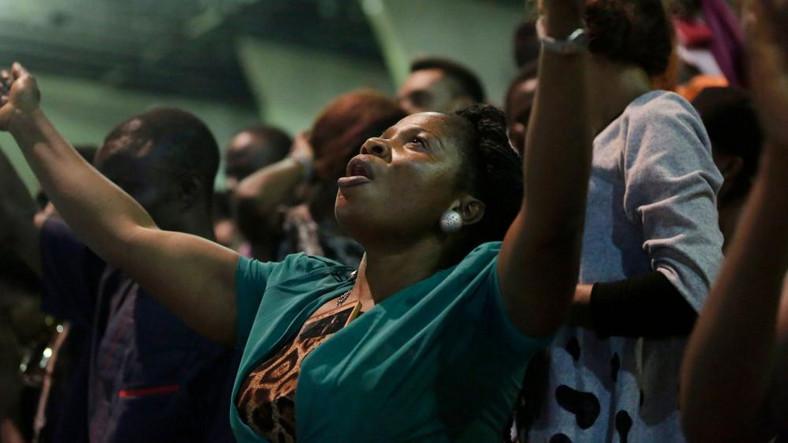 Christians in church [Credit - CBN]