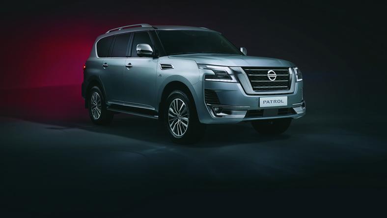 Nissan Patrol – nowe wcielenie terenowej legendy dla szejków