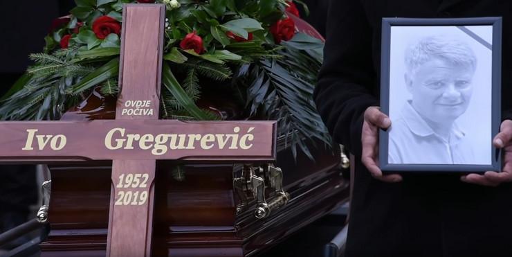 sahrana Ive Gregurevića