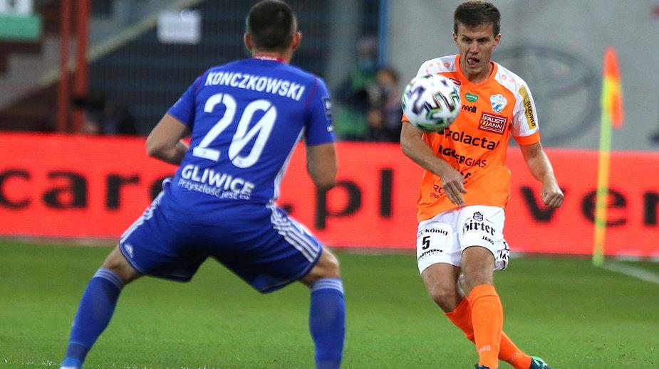Piast Gliwice - TSV Hartberg