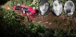 Nastolatkowie zabrali auto rodzicom i zginęli. Trzy ofiary tragicznego wypadku