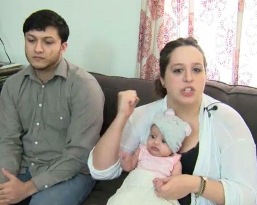 Położna okaleczyła dziecko podczas porodu