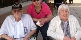 Byli małżeństwem 72 lata! Odeszli razem