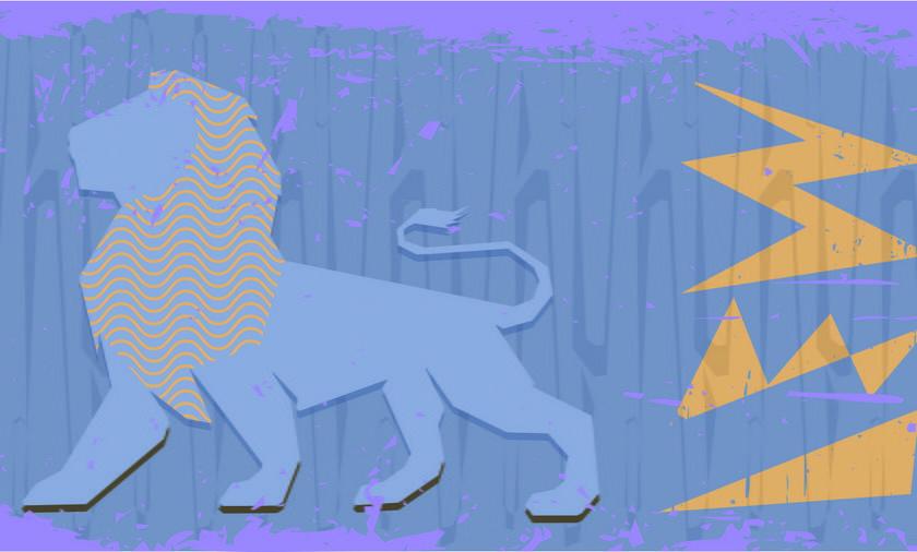 Lew to piąty astronomiczny znak zodiaku