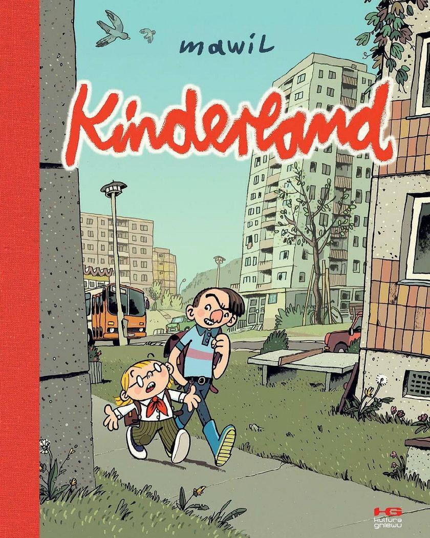 Kinderland, rysunki i scenariusz, Markus Mawil Witzel