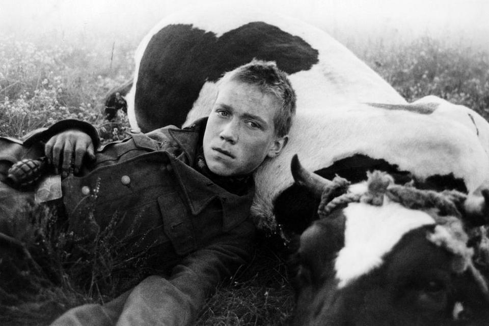 """""""Idź i patrz"""", reż. Elem Klimow, 1985 r."""