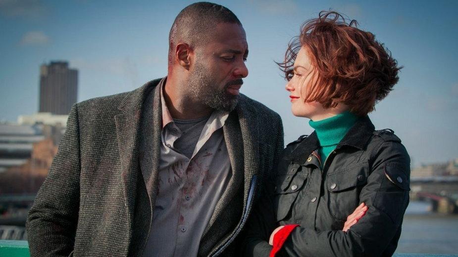 "Kadr z serialu ""Luther"""