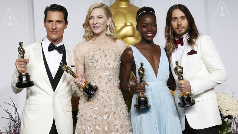 Kto otrzymał Oscary 2014? Sprawdź relację - minuta po minucie