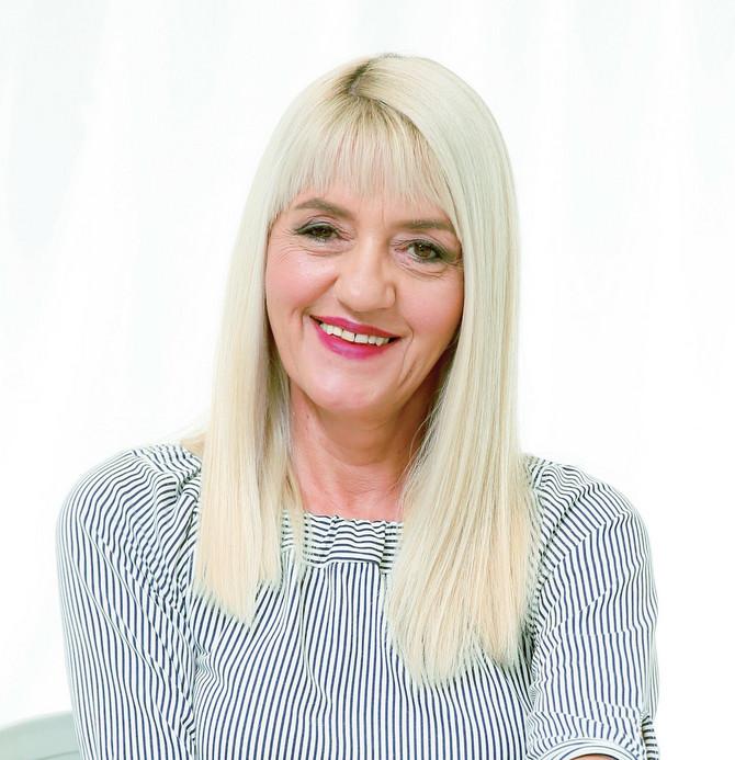 Gordana Milošević, 50