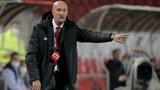 Jak zatrzymać Lewandowskiego? Szczera odpowiedź trenera Węgrów
