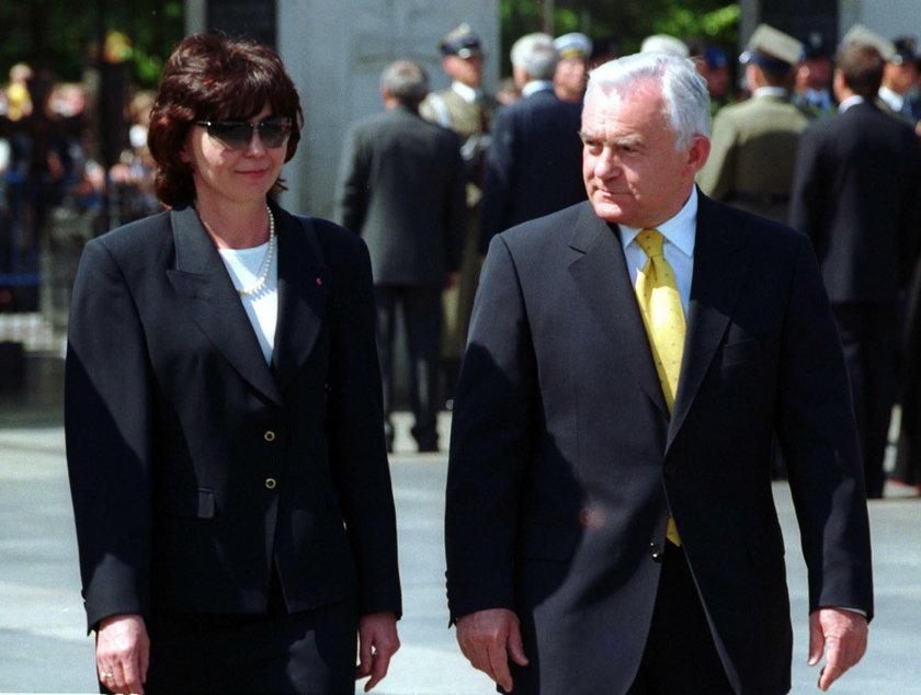 Była z Miller, będzie z Kaczyńskim