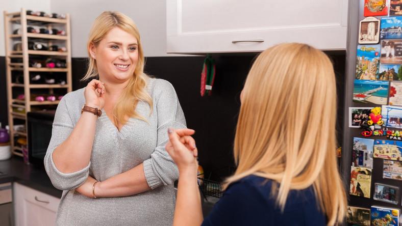 Aktorka będzie gwiazdą trzeciego odcinka programu, w którym Kasia Bujakiewicz odwiedza domy gwiazd.