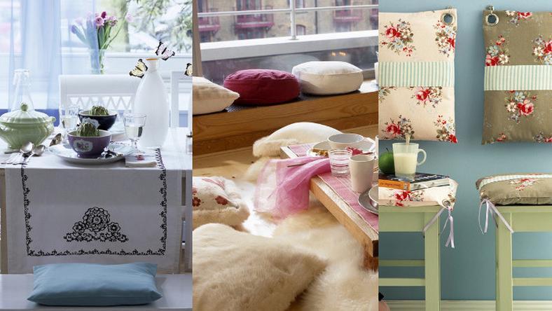 Jak wykorzystać zwykłe poduszki do stworzenia miękkich siedzisk
